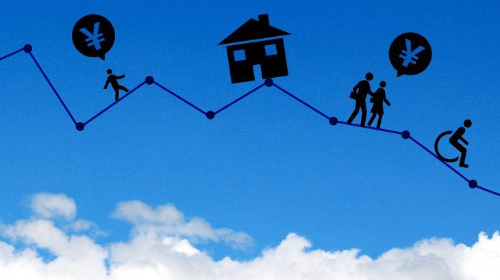 住宅ローン金利推移と住宅ローン金利動向について