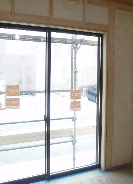 グロワールくずは南 窓の断熱性能の写真