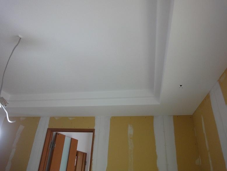 グロワールくずは南 職人技で仕上げた天井クロスの写真