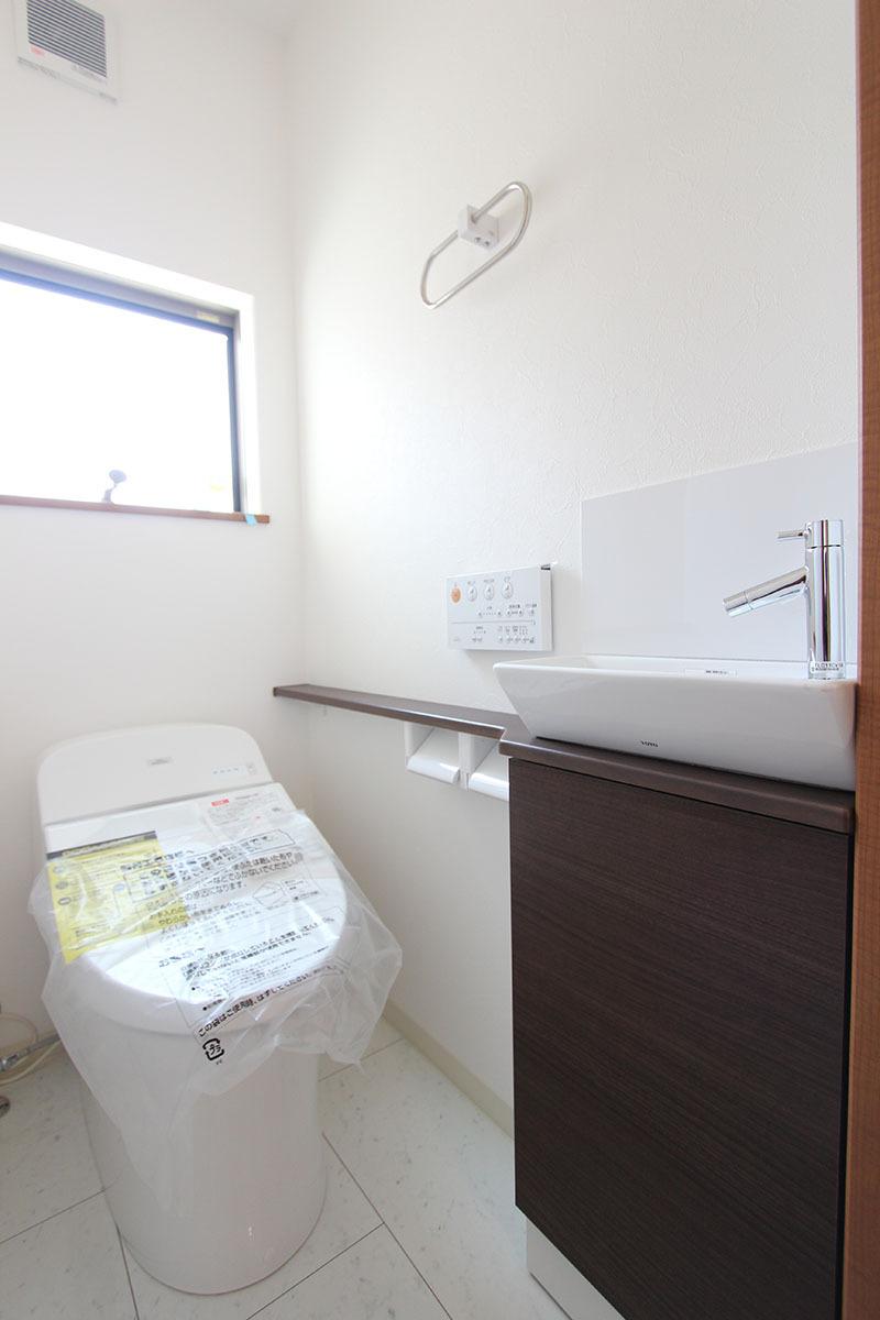 グロワールくずは南 水回り設備トイレの写真