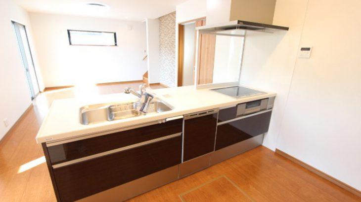 グランヒルズくずは システムキッチン「パナソニック」ラクシーナの写真