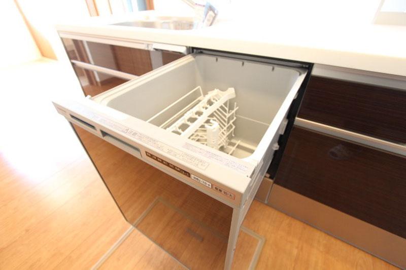 グランヒルズくずは 食器洗い乾燥機の写真