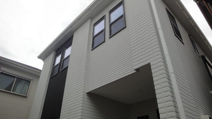 グランヒルズくずは モデルハウス外観の写真