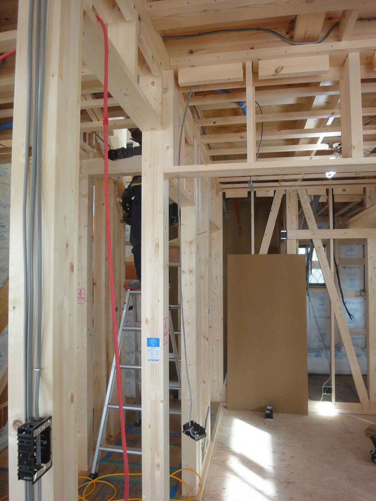 グランステージくずは 建物内部の写真1