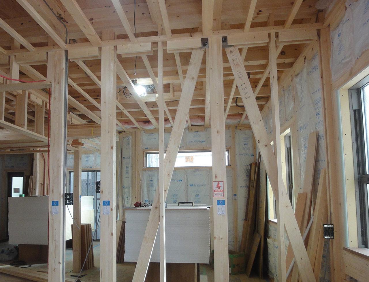 グランステージくずは 建物内部の写真2