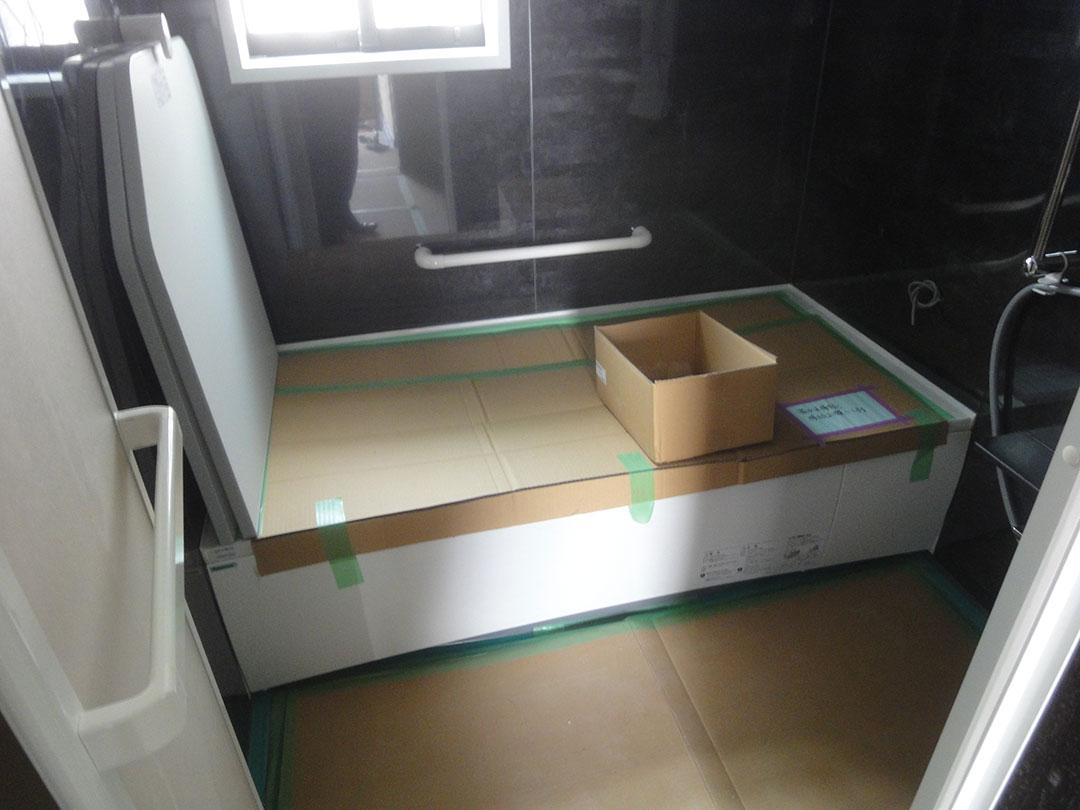 グランステージくずはⅢ モデルハウス バスルームの写真