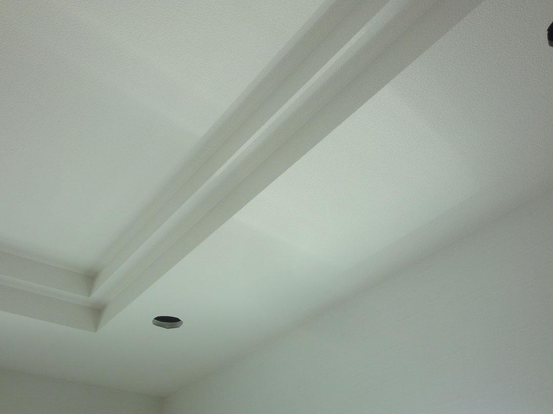 グランステージくずはⅢ 折り上げ天井部分の写真