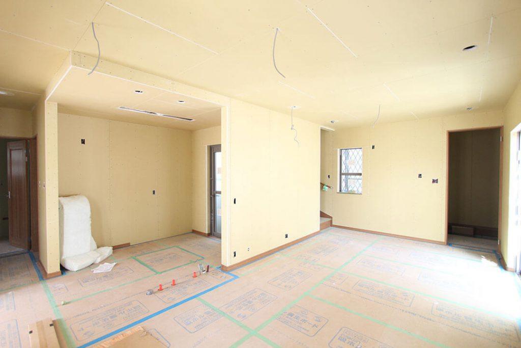 グランステージくずはⅢ モデルハウス1階1LDKの写真