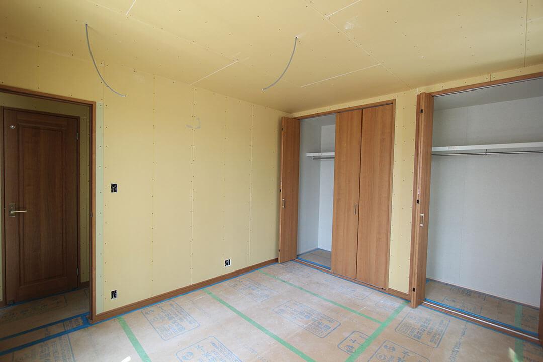 グランステージくずはⅢ 2階洋室の写真