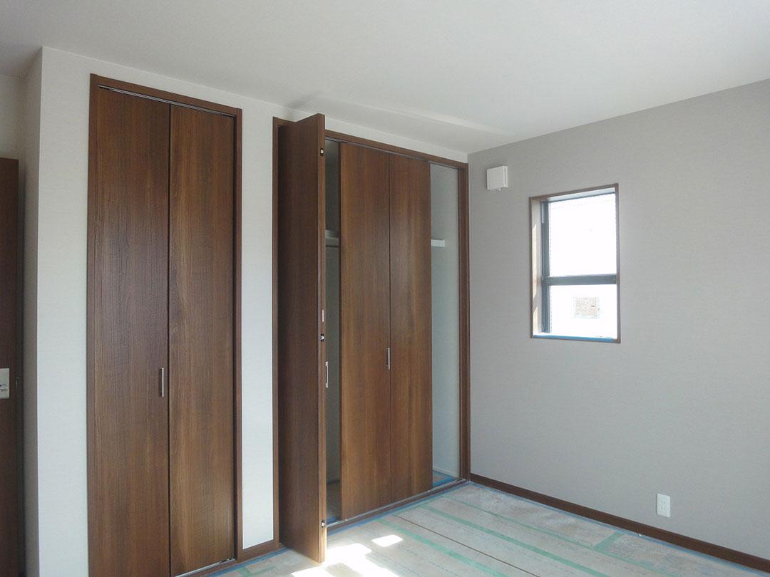 グランステージくずはⅢ モデルハウス 各居室の写真