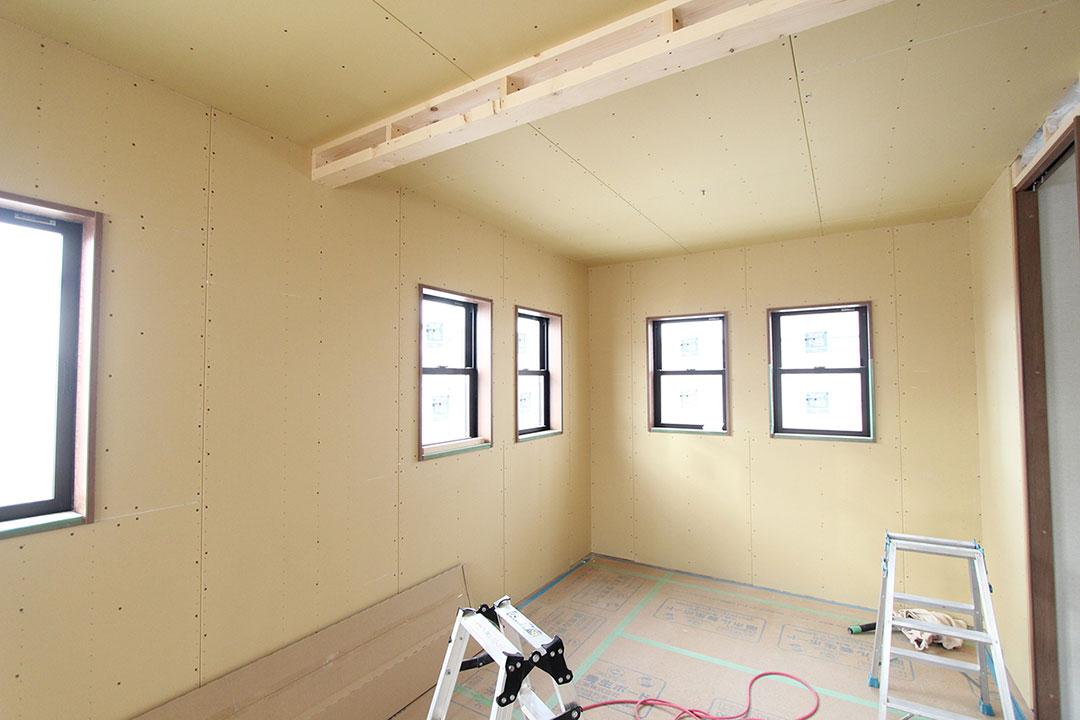アスカーサ男山金振 モデルハウス パワーボード 室内写真