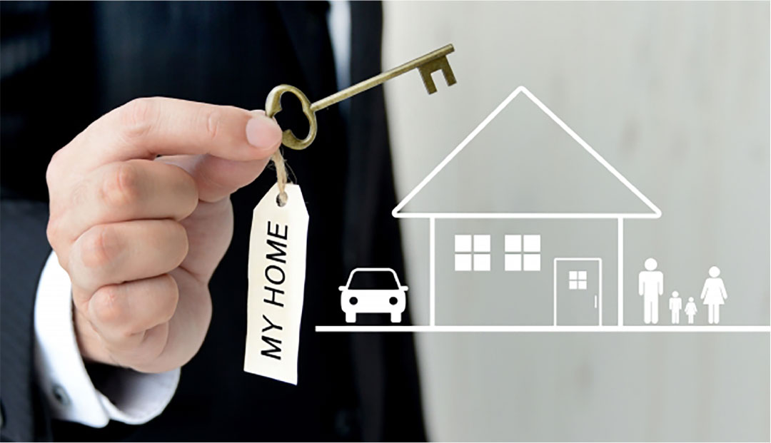 住宅の購入を国が後押し!